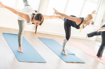 Easy Flow Yoga