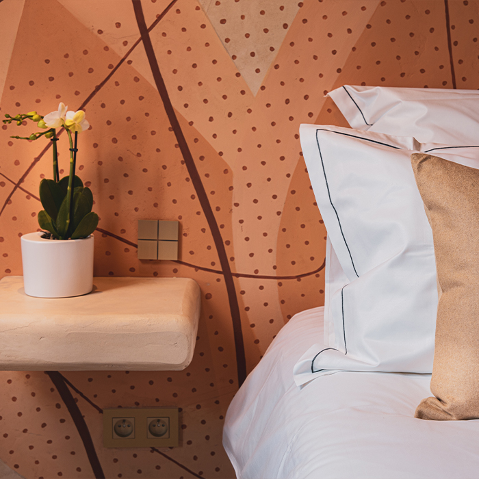 Hotelkamers en Suites